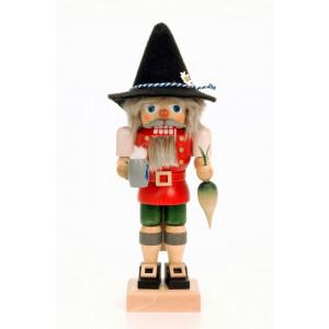 Oktoberfest Nussknacker Figur