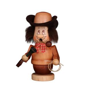 Räuchermännchen Miniwichtel Cowboy
