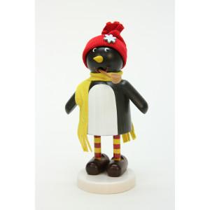 Räuchermännchen Schlingel Pinguin