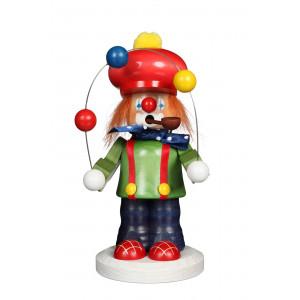 Räuchermännchen Clown