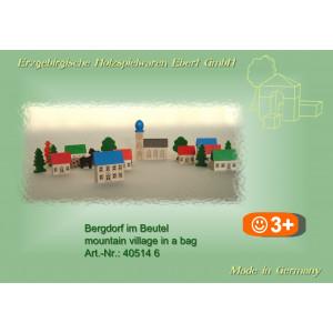 Bergdorf im Beutel
