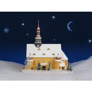 Lichterhaus Crottendorfer Kirche