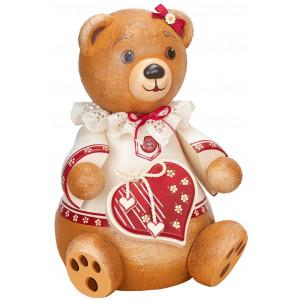"""Teddy """"Unsere Elli"""", 25 cm"""