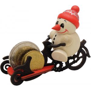 Cool-Man Fahrrad Geldtransport