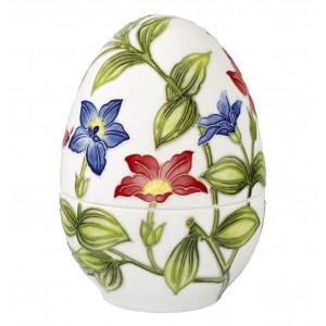 Ei-Dose Bunte Blumenpracht, 12,5 cm