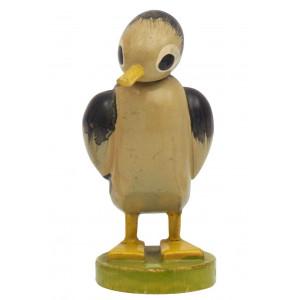 Pinguin mittel, stehend