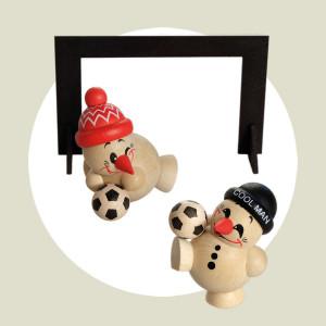 Cool-Man Fritz & Freddy Fußball