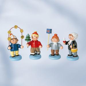 Weihnachtskinderzug, 4-teilig