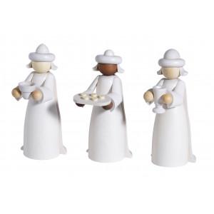 Heilige drei Könige, weiß