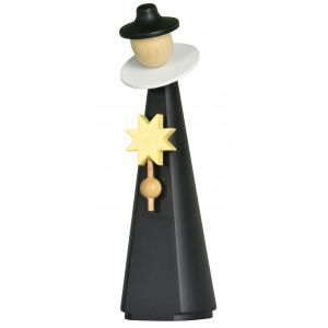 Kurrendefigur mit Stern