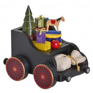 Geschenkewagen für Eisenbahn