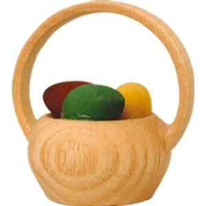 Körbchen mit Ostereiern