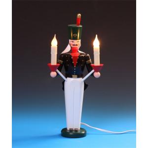 Lichterbergmann farbig, 36 cm, elektrisch
