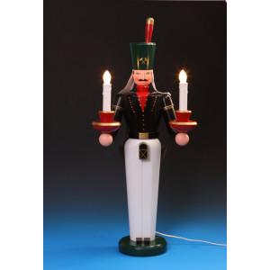 Lichterbergmann farbig, 80 cm, elektrisch