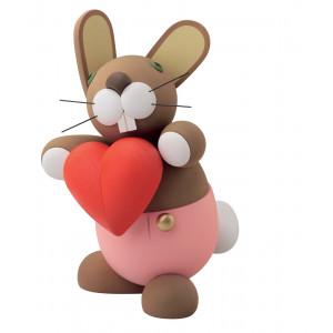 Hosen Hase Herbert mit Herz