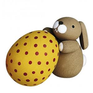 Häschen mit Ei