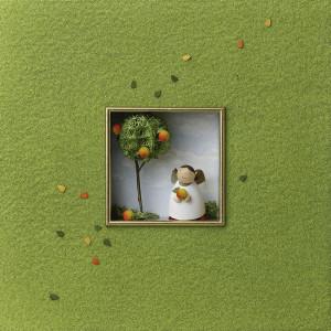 Grünes Wandbild Für Geniesser