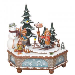 Spieluhr Weihnachten.Spieluhren Von Hubrig Volkskunst Erzgebirgskunst Drechsel