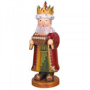 Räuchermann Heilige Drei Könige Melchior