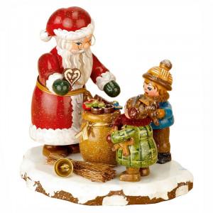 Winterkinder Danke lieber Weihnachtsmann