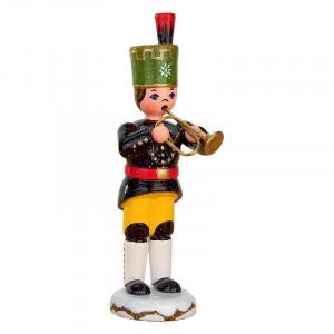 Winterkinder Bergmann Trompete