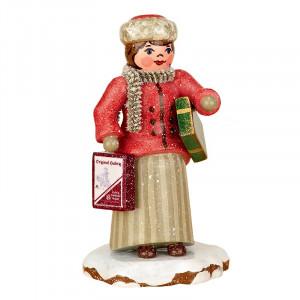 Winterkinder Weihnachtseinkäufe