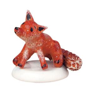 Winterkinder Fuchs