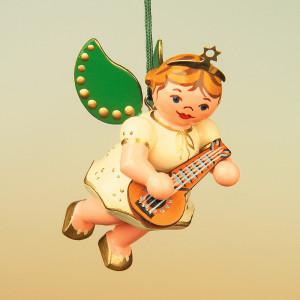 Baumbehang Engel mit Mandoline