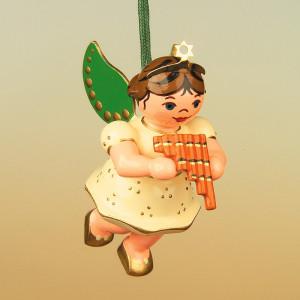 Baumbehang Engel mit Panflöte