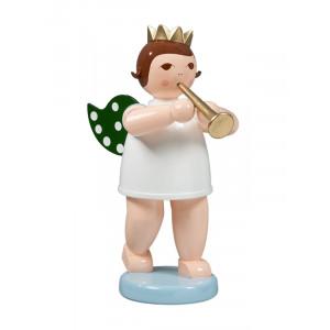Engel mit Trompete, 22 cm
