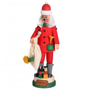 Räuchermännchen Santa Claus