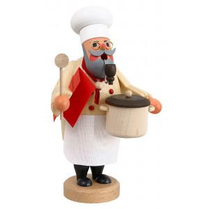 Räuchermännchen Koch groß