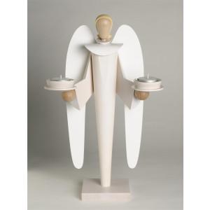 Engel weiß für Teelichter