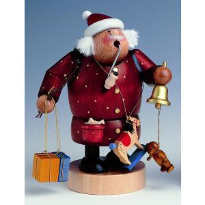 Räuchermännchen nostalgischer Weihnachtsmann
