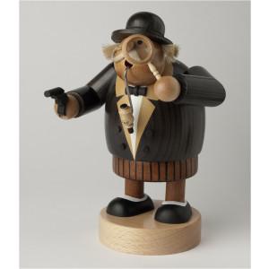 Räuchermännchen Doktor Watson