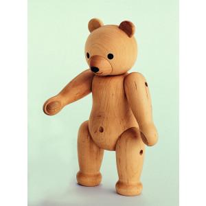 Teddy, 18 cm, natur