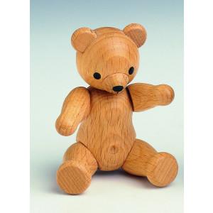 Teddy, 7,5 cm, natur