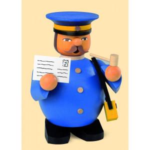 Mini-Räuchermann Postbote