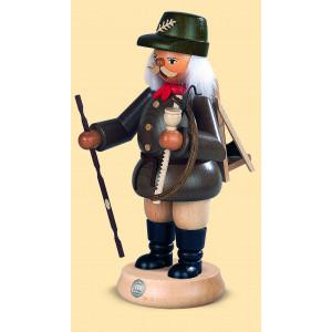 Müller Räuchermännchen Waldarbeiter