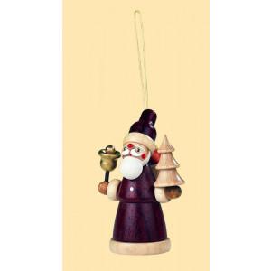 Baumbehang Weihnachtsmann, natur