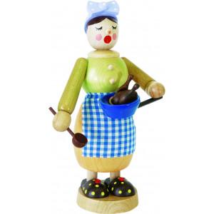 Räucherfrau Witwe Bolte