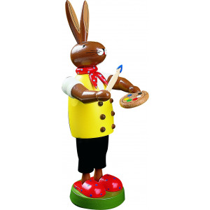 Hase malend