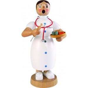 Räucherfrau Ärztin
