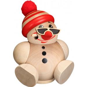 Kugelräuchermännchen Cool-Man mit Mütze