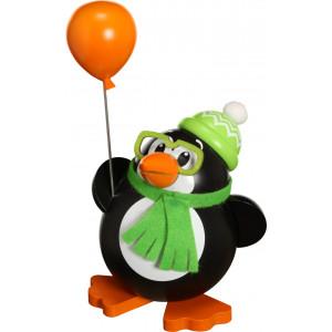 Kugelräuchermännchen Pinguin