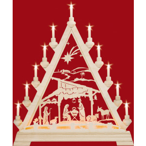 Fensterdreieck Bethlehem