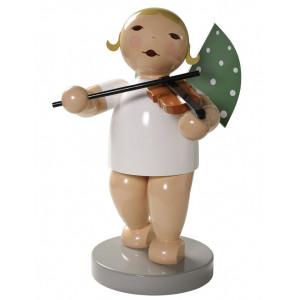 Engel gross mit Geige, 60 cm