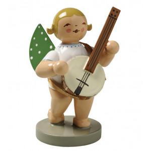 Engel mit Banjo