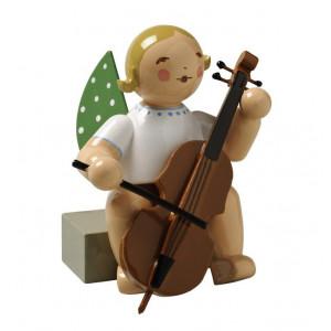 Engel mit Violoncello