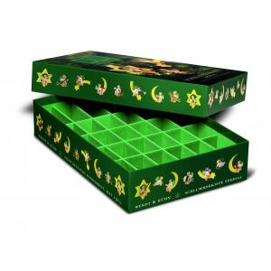 Schlummerkiste Schlummerbox für Christbaumschmuck
